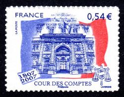 FRANCE 2007 - Autoadhésif Yvert N° 117 NEUF, La Cour Des Comptes - Autoadesivi