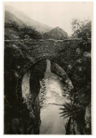 (AA 18) NA - Older Postcard - France - Ubaye - Le Luzet Pont Romain - Ponti