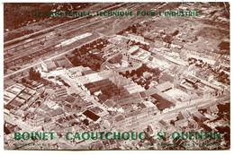 02100 SAINT-QUENTIN - BOINET Fabricant De Caoutchouc Industriel - Correspondance Commerciale - Saint Quentin