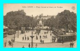 A890 / 285 69 - LYON Place Carnot Et Cours De Verdun - Andere
