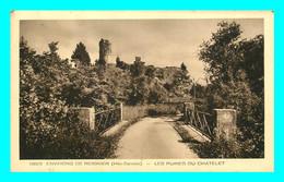 A843 / 327 74 - Env REIGNIER Ruines Du Chatelet - Unclassified