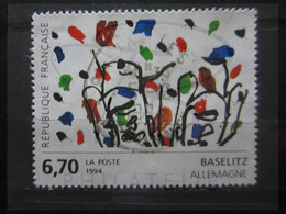 "VEND BEAU TIMBRE DE FRANCE N° 2914 , OBLITERATION "" ETAMPES "" !!! - Used Stamps"