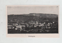 Hedingen  Circa 1910 - Non Classés