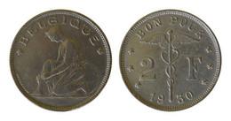 ALBERT I * 2 Frank 1930 Frans * Prachtig * Nr 10070 - 08. 2 Francos
