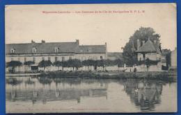 MIGENNES-LAROCHE    Les Bureaux De La Cie De Navigation H.P.L.M    Animées      écrite En 1925 - Migennes