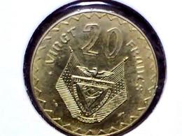 Rwanda 20 Francs 1977 KM 15 - Rwanda