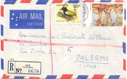 Raccomandata Da VICTORIA Per Palermo  - Palermo - Sin Clasificación