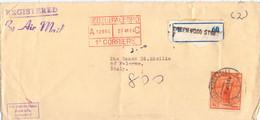 1966 Aereogramma Da GRENWOODSSTRE Australia  Per Palermo - Sin Clasificación