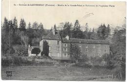 LANDERNEAU :  MOULIN DE LA GRANDE PALUD - Landerneau