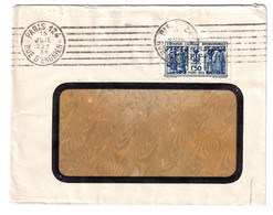 France Letter Cover Posted 1931 Paris To Zagreb B201210 - Lettres & Documents