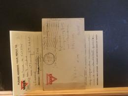 92/348 LETTER 1945 TO BELGIUM BELG. SOLDAAT - Briefe U. Dokumente