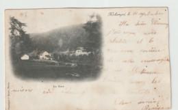 KICHOMPRE  -  La Gare A Circulé En 1900 - Sonstige Gemeinden