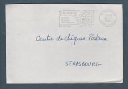 Flamme Dpt 49 : BAGNEUX (SCOTEM N°  4892 émise Le 22/03/1980) : Grand Dolmen De Bagneux (Type II) - Mechanical Postmarks (Advertisement)