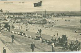 Weymouth; The Bay - Not Circulated. (Edward Hitch - Weymouth) - Weymouth