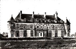 Thematiques 35 Ille Et Vilaine La Gouesniére Château De Bonnaban Dominant Le Marais De Dol Et La Baie Du Mont St Michel - Sonstige Gemeinden