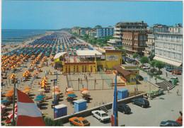 Caorle: VW SCIROCCO, AUDI 80 B2, FIAT 127 & TIPO - 'Discoteca Don Pablo', Volleybal - Spiaggia Di Ponente  (It.) - PKW