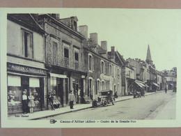 Cosne-l'Allier Centre De La Grande Rue - Autres Communes