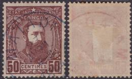 Congo 0009(o) Léopol II - 1884-1894 Precursori & Leopoldo II