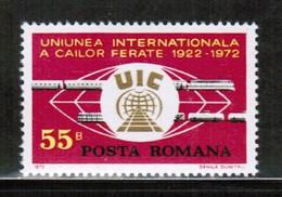 RO 1972 MI 3029 MNH - Ongebruikt