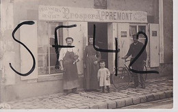 LADON       CARTE PHOTO PROSPER APPREMONT    CHAUSSURES SUR MESURE - Altri Comuni