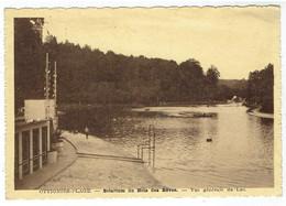 OTTIGNIES-PLAGE - Solarium Du Bois Des Rêves - Vue Générale Du Lac - Ottignies-Louvain-la-Neuve