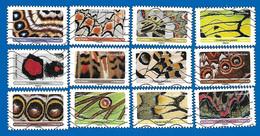 """2020 - Carnet """"Effets Papillon"""" N°1801 à 1812 - Gebraucht"""