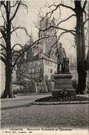 Lausanne - Monument Ruchonnet - VD Waadt