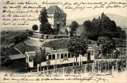 Montreux - Tram - VD Waadt