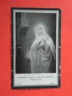 Charles Verstraete - Dhulst Geboren Te Moorslede 1840 Overleden Te Rumbeke 1925  (2scans) - Religion & Esotericism