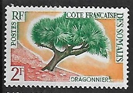 COTE DES SOMALIS N°305 N** - Unused Stamps