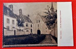 DIKSMUIDE - DIXMUDE - Hoek Van Het Begijnhof  (schilder Omer Coppens ) -  Coin Du Béguinage - Diksmuide