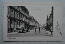 CPA 1905 Saargemünd - Sarreguemines / Kreuzstrasse - Sarreguemines