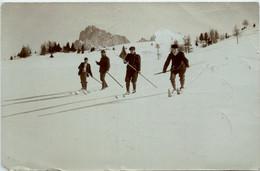 Skifahrer - Cortina D Ampezzo - Sport Invernali