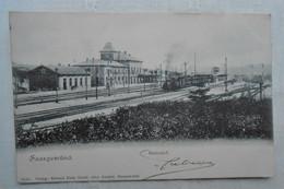 CPA 1905 Saargemünd Bahnhof / Sarreguemine -Train En Gare - Sarreguemines