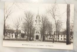 37 - METTRAY - La Colonie - La Chapelle - Mettray