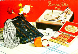 ► Carte Postale -1960s Tourne-Disque Vintage Vinyle 45 T (Dutch Turntable Ritmeester Cigar) Collection Printed Holland - Non Classificati