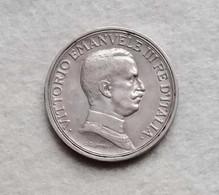Vittorio Emanuele III Lire 2 1916 - 1900-1946 : Víctor Emmanuel III & Umberto II
