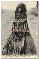 CPA Algerie Ouled Nail Femme - Donne