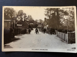 Chilbolton, The Street, Circa 1905 - Other