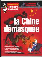 LE CANARD ENCHAINE  N° 157 - Politics