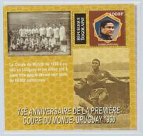 Togo 2005 75. Anniversary FIFA World Cup 1930 Uruguay Souvenir Sheet MNH/** (H66) - 1930 – Uruguay