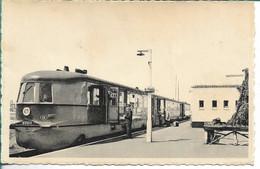 Koksijde Station Met Trein - Koksijde