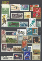 50 TIMBRES URSS - Colecciones