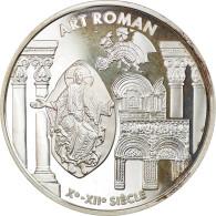 Monnaie, France, Europa - L'art Roman, 6.55957 Francs, 1999, Paris, Proof, FDC - Altri