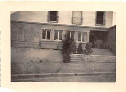 SAINT-NAZAIRE   -  Cliché Du Batiment De La FRATERNITE Le Jour De L'Inauguration En Septembre 1955  -  Voir Description - Saint Nazaire