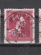 COB 832 Centraal Gestempeld Oblitération Centrale Sterstempel Cachet étoile BEVERST - 1936-1957 Open Collar