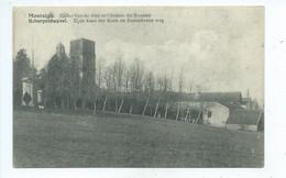 Scherpenheuvel Montaigu Eglise Vue De Coté - Scherpenheuvel-Zichem