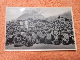 Cpa Angola Contractar Serviçaes 1937 - Angola