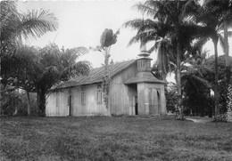¤¤    -  GABON   -   Temple De Brousse   -  Protestant  -  ¤¤ - Gabon