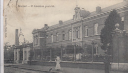 MORTSEL / ANTWERPEN / ST AMEDEUS GESTICHT 1912 - Mortsel